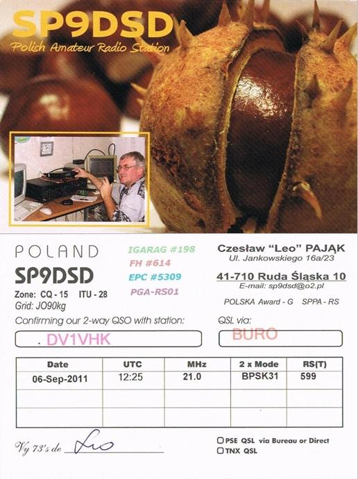 SP9DSD