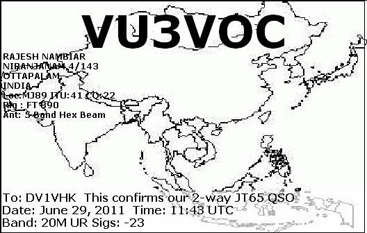 VU3VOC