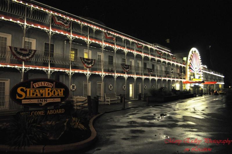 Hotel In Lancaster Pennsylvania  Fulton Steamboat Inn