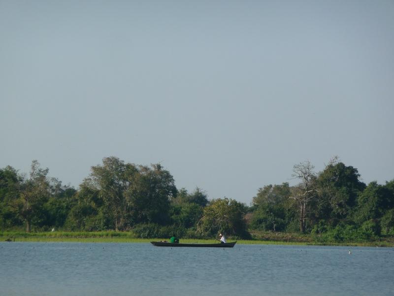 Shwegu lake.