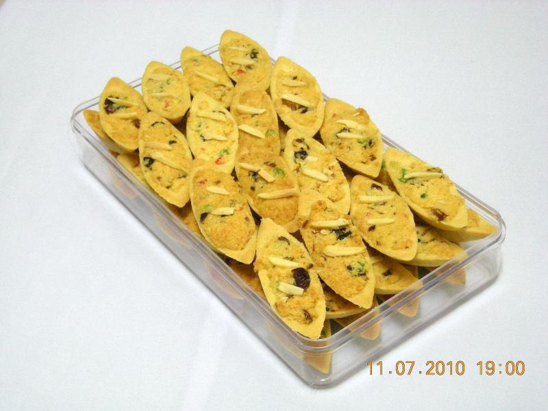 Biskut Sampan - RM30/48pcs
