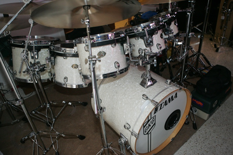 TAMA Starclassic Performers Front Left