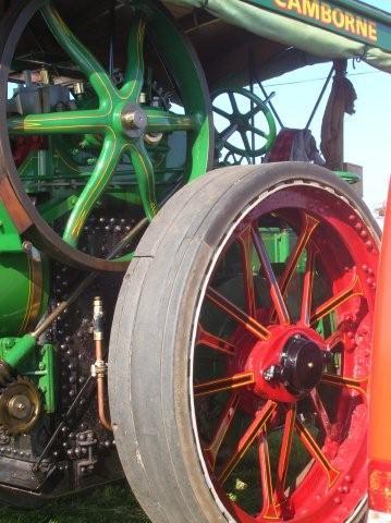 Wheels upon Wheels