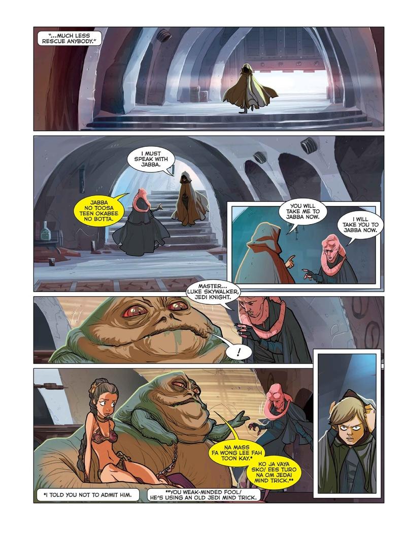 Star Wars - Graphic Novel 1
