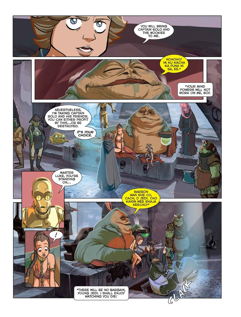 Star Wars - Graphic Novel 3