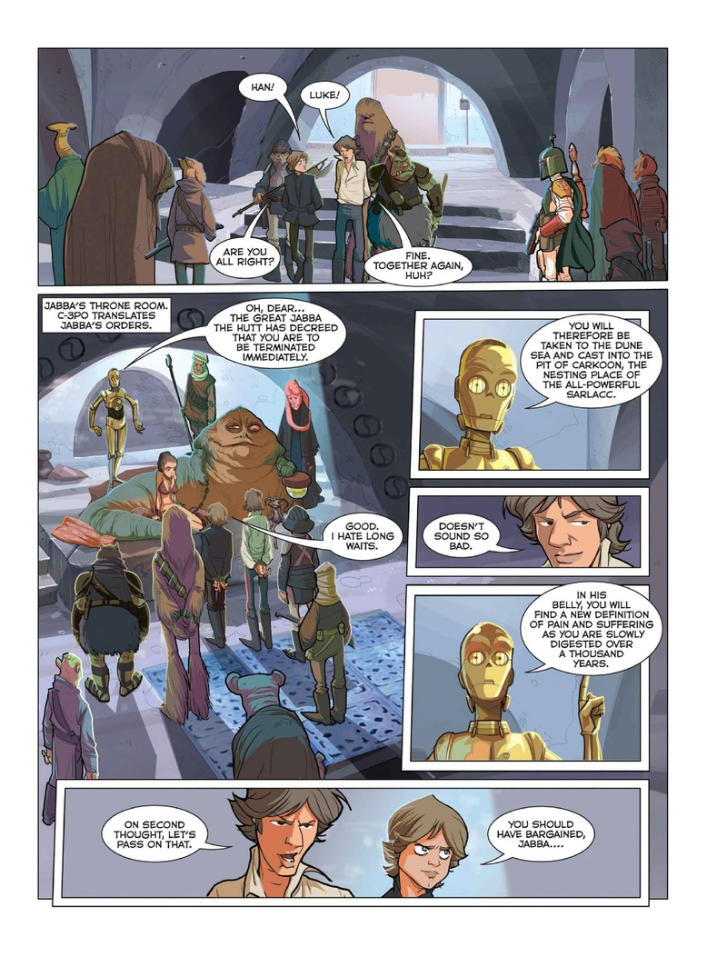 Star Wars - Graphic Novel 2