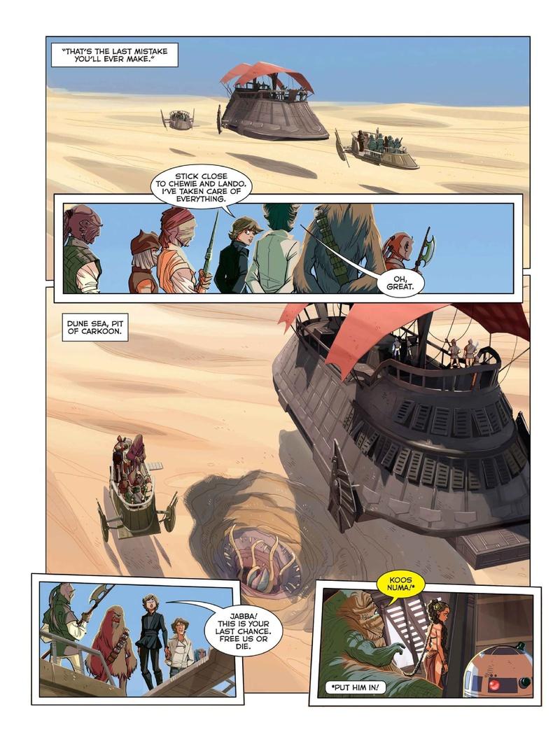 Star Wars - Graphic Novel 5