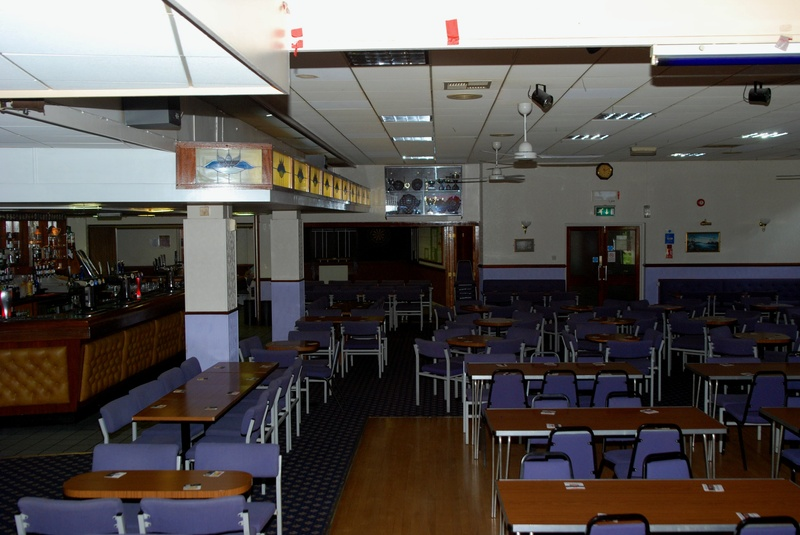 Main Bar ( view from stage)