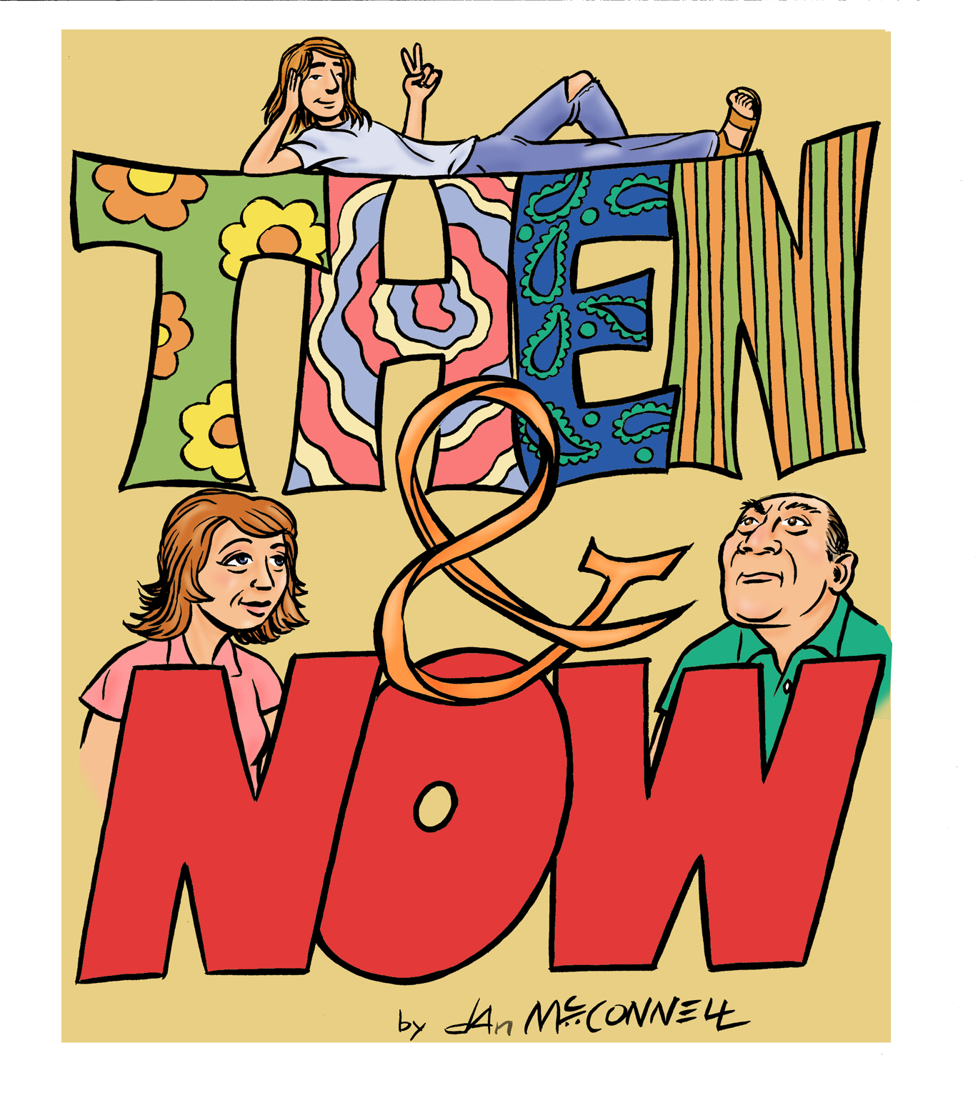 Then & NOW Logo