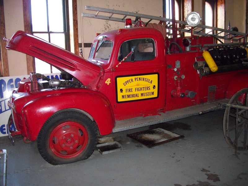 1942 Ford Pumper