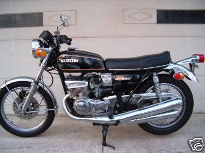 SUZUKI-GT550M-1975 - Cypress Vintage Motorcycles