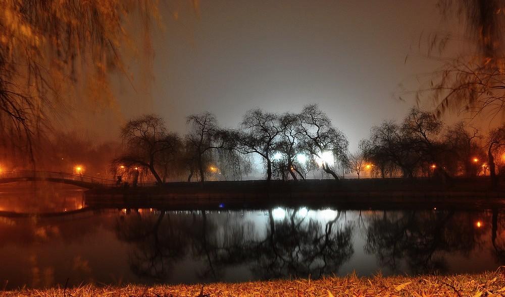 singuri in noapte