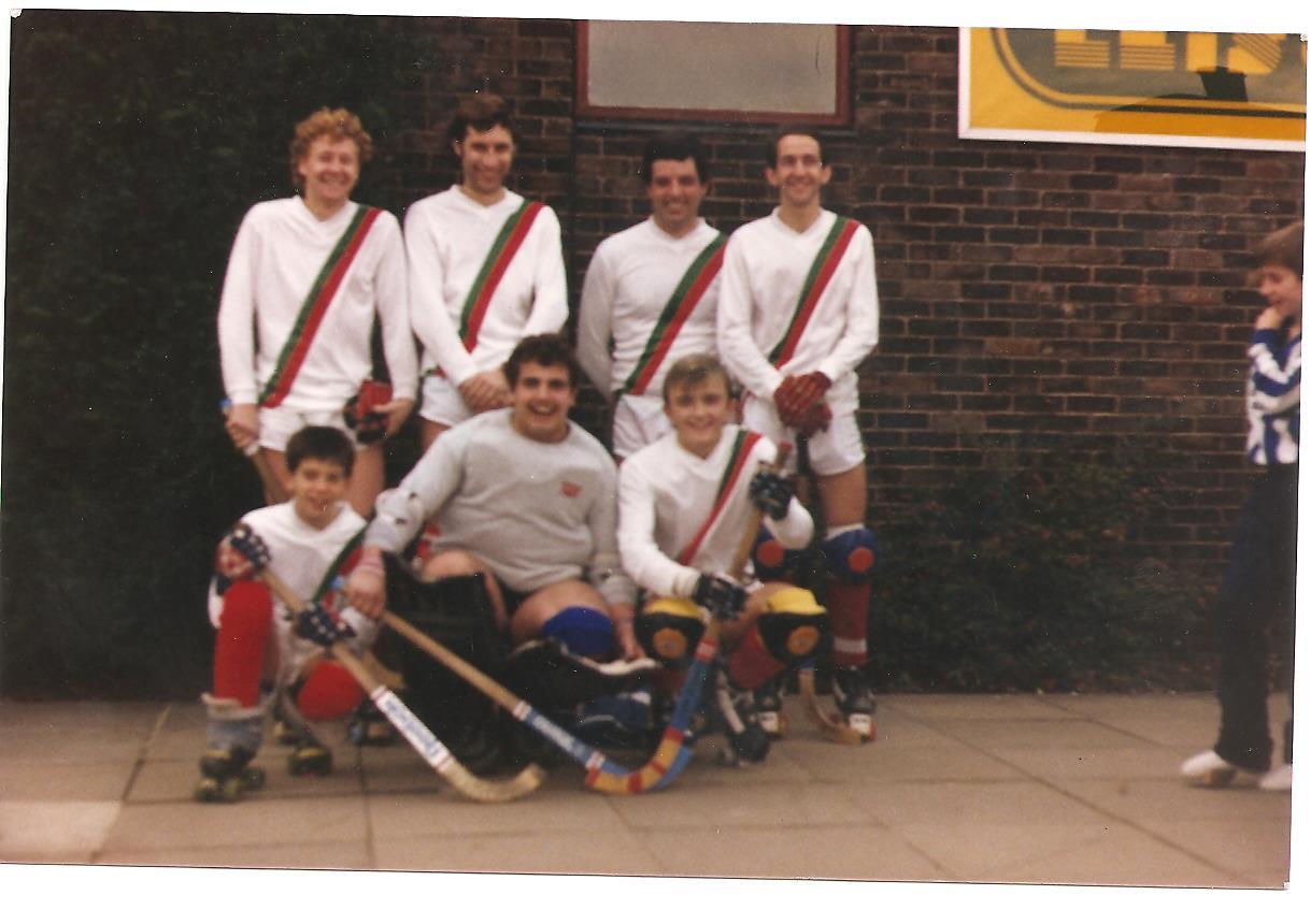Roller Hockey 1980s?