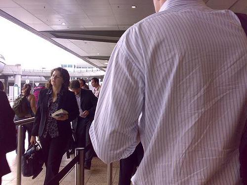 Sydney airport domestic terminal