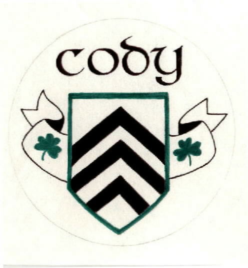Cody Family Coat of Arms