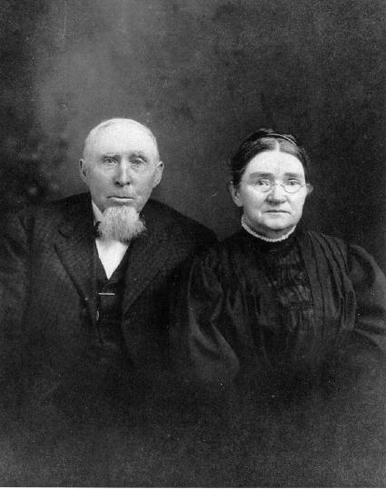 Mike & Anastasia Powers Cody - 1909