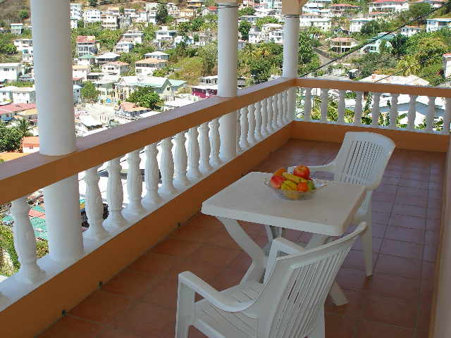 Top Apartment  Balcony