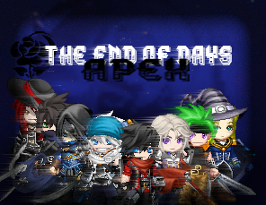 The End Of Days Beta Title screen