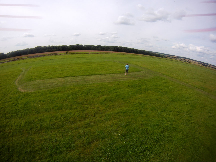 gopro on quad  21/7/12