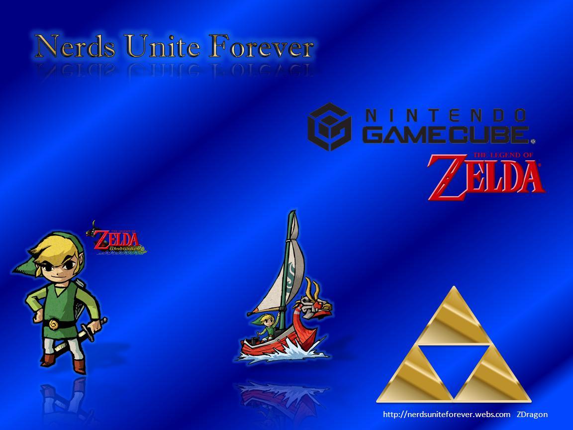 ZDragon's Zelda Wind Waker Wallpaper
