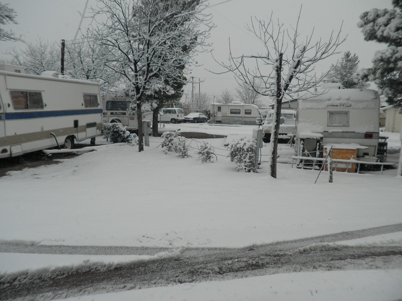 RV Park March 2010