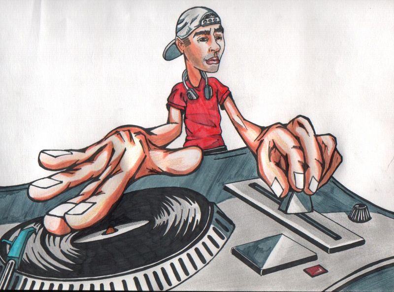 en controles dj - Musica Remix