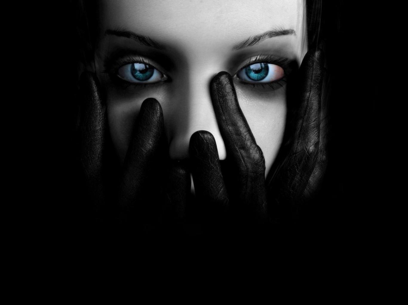 sombras de miedo