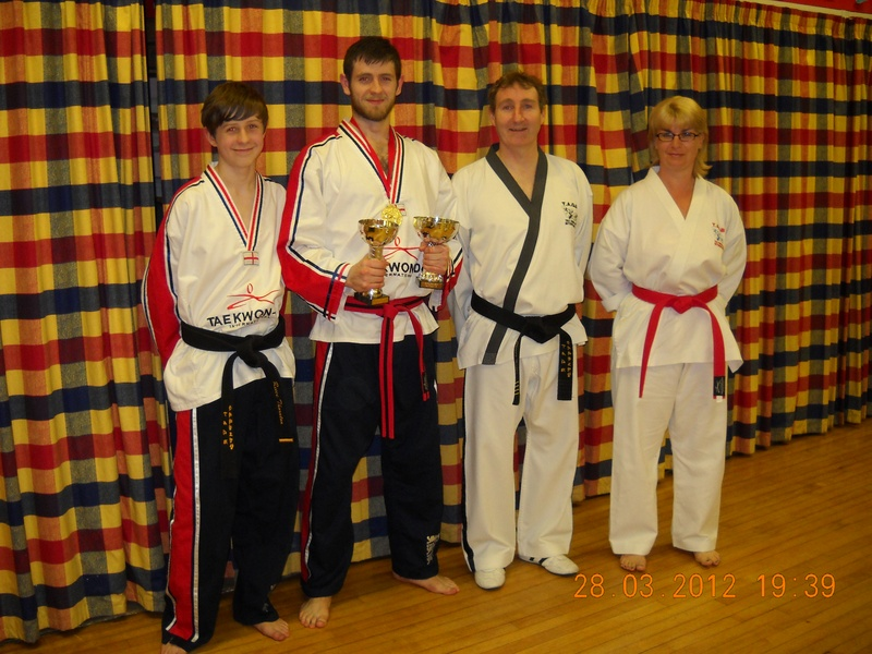 COMPETITORS FROM THE ENGLISH CHAMPS 2011