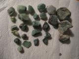 Emerald Beryls
