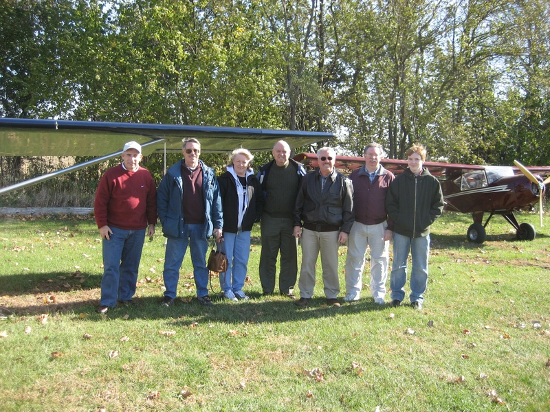 Prarie Landings fly out
