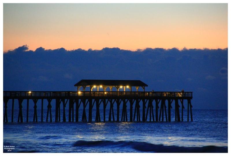Park Pier at Sunrise