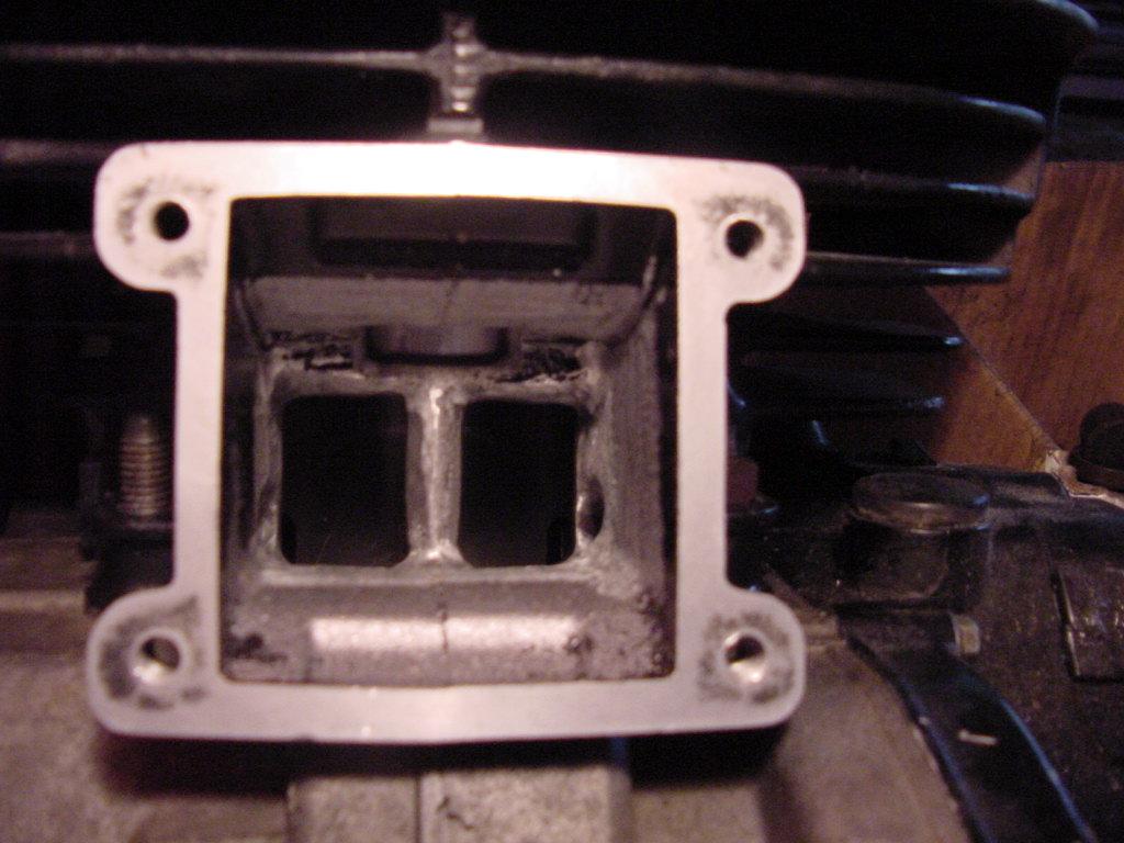 +4mm Blaster Porting