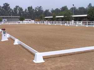 Coming Soon! New Dressage Arena