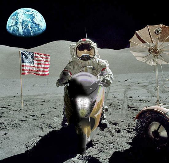 VX-1 On the moon