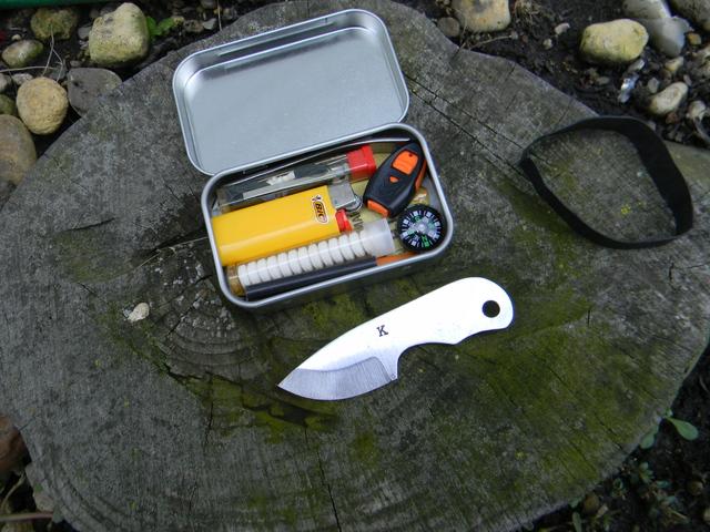 Tin Knife                         $40