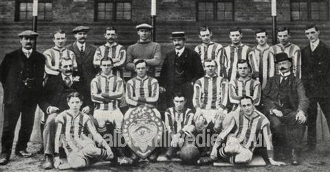 WBA Division 2 Champions 1910-1911
