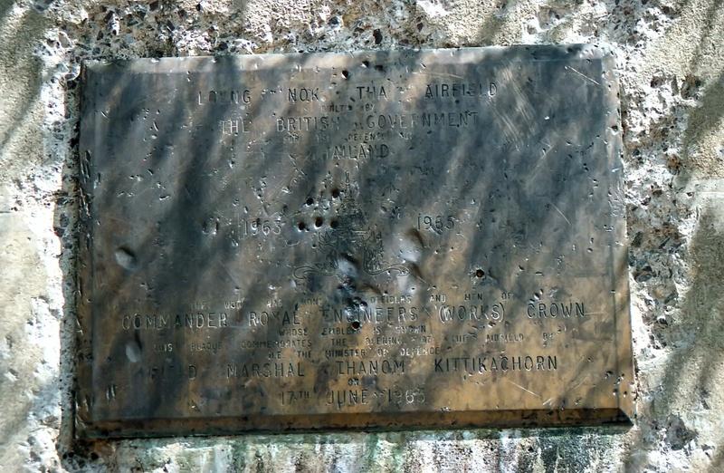 Close up of plaque 1987