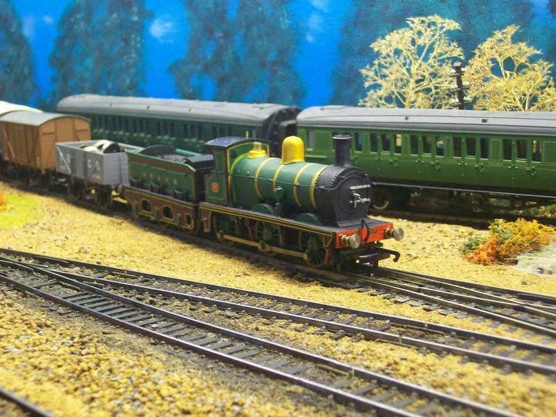 SECR, O1, No 65 with freight