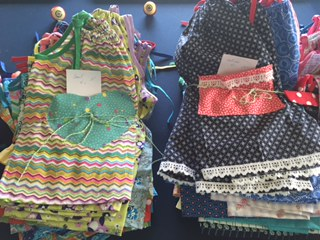 Dresses for Mexico Hurricane Kids