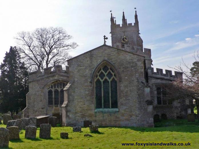 St James Church - Somerton