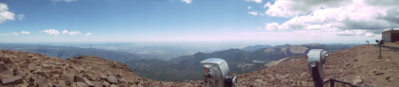 Pike's Peak 14,000' Plus