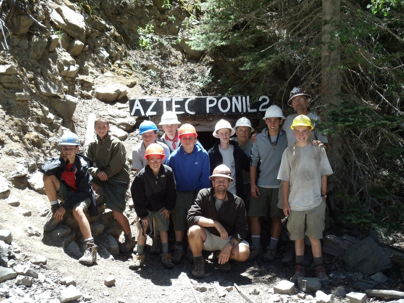 Aztec Ponil 2 Gold Mine
