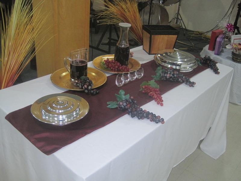 Mesa de la Santa Cena