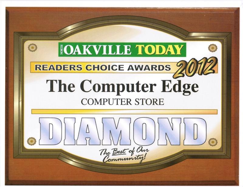 Oakville Today 2012 Award