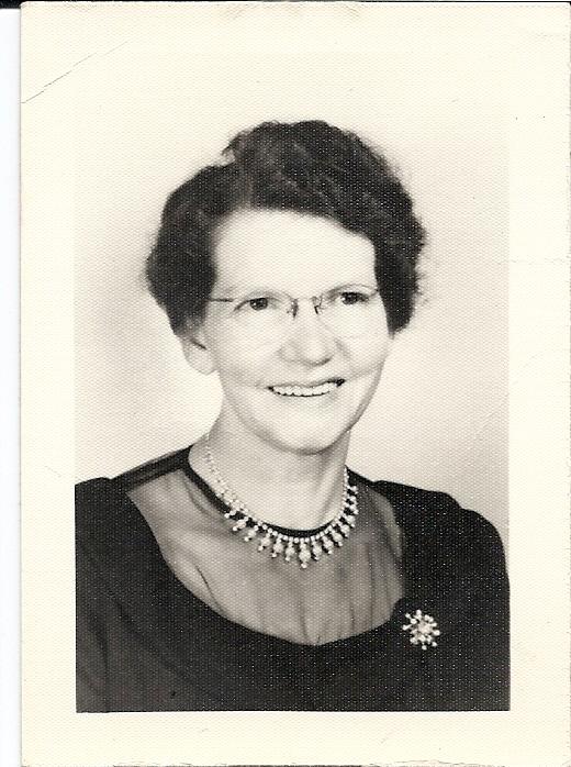 Anna Luella (Fisher) Acker (1893-1971)