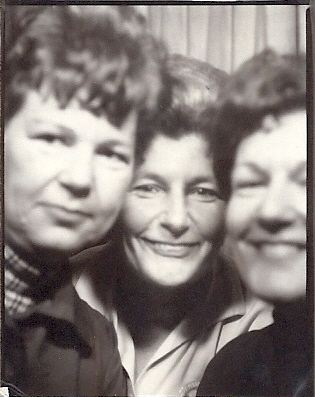Mary, Dorthy, and Betty Fisher