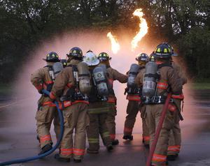 propane attack