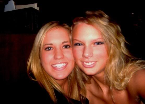 Taylor and Kelsey