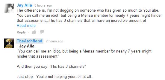 Mensa Member for 7 Years?!