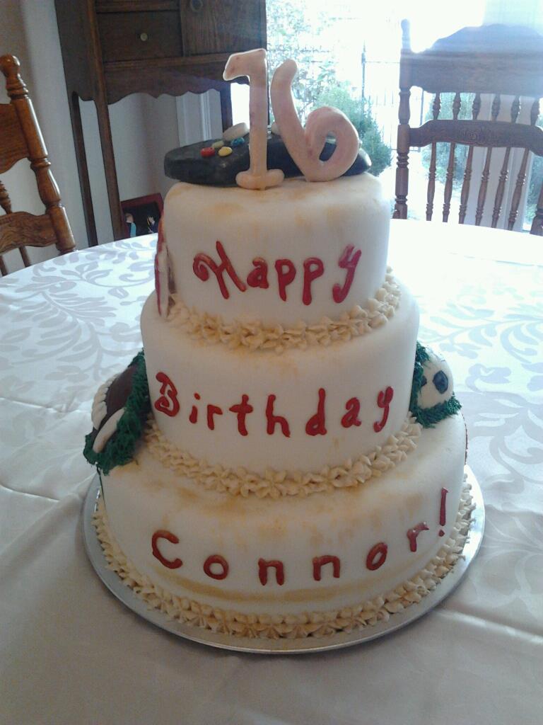 Surprising Boys 16Th Birthday Cake Bee Dazzled Cakes Funny Birthday Cards Online Chimdamsfinfo